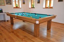 Kulečník NORDIC Pool 9ft, 6 nohou