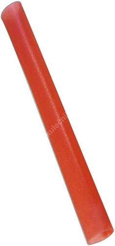 Úchopový gumový návlek na tágo CRYSTAL - červený