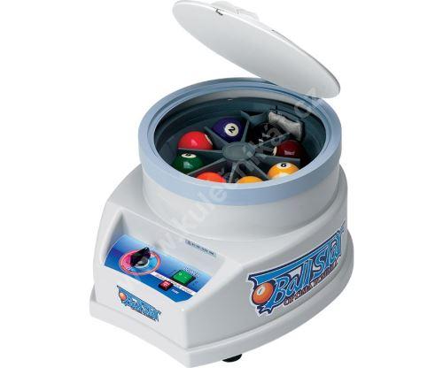 Stroj na čistištění koulí BALLSTAR PRO + příslušenství
