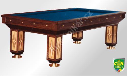 Kulečník karambol EXCELENT - karambolový stůl