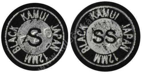 Vrstvená lepící kůže KAMUI Black 12 mm