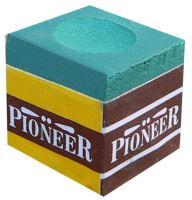 Kulečníková křída na tágo PIONEER, zelená