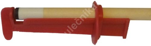 Puller - preparation for bonding leather cue - plastic