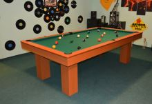 ZEUS Billiards Pool 8 ft 3-shale