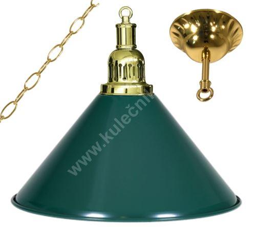 Kulečníková lampa Gold Elegant 1