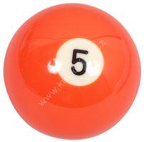Náhradní jednotlivé koule pool BCB 57,2mm