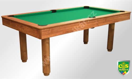Snooker pool billiards KID, laminated game board