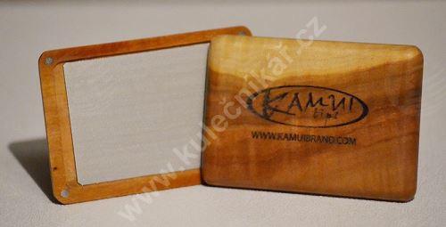 Metal sharpener leather billiard cue Cuetec Tip Tool 3 in 1
