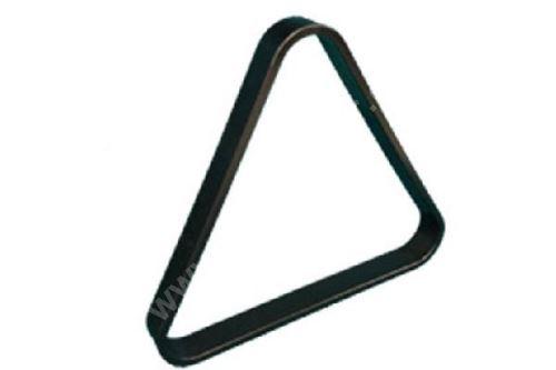 Trojúhelník z tvrdého plastu - ruská pyramida pro koule 68 mm