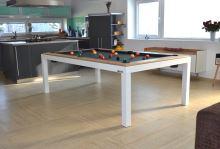 Kulečník Pool billiard OFFICE 6,5 FT - jídelní stůl