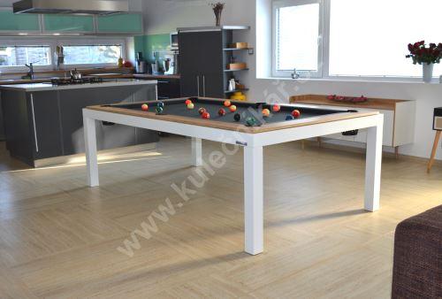 Kulečník Pool billiard OFFICE - jídelní stůl, lamino