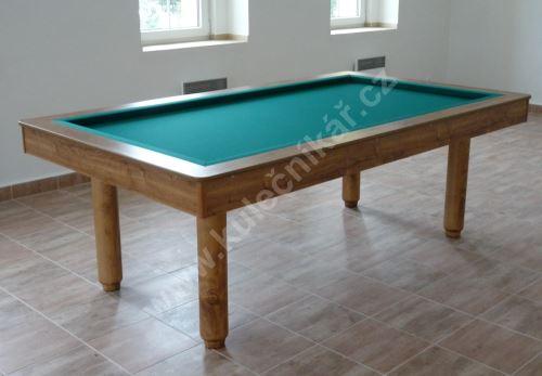 Carom Billiards KID, laminated playing surface