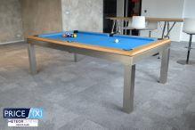 Kulečník pool billiard GENTLEMAN 6ft, nerez