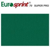 Poolové sukno EUROSPRINT 70 SUPER PRO Y/G 198cm