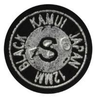 Vrstvená lepící kůže KAMUI Black 12 mm, Soft