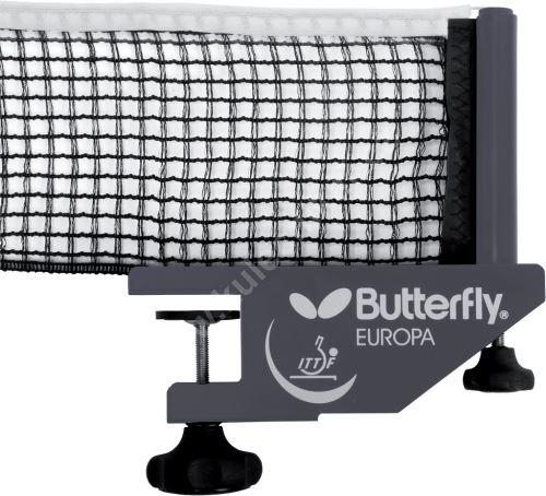 Síťka na stolní tenis BUTTERFLY Europa, Black