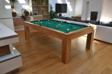 Kulečník pool billiard REZIDENT 7,5 FT