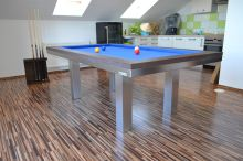 Carom Billiards SLIM 160 - dining table