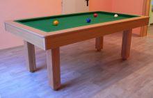Kulečník karambol BILL 160- karambolový stůl