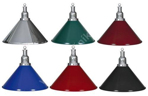 Kulečníková lampa Silver Elegant 1