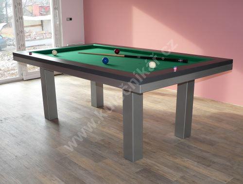 Carom Billiards SLIM - dining table