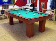 ZEUS Billiards Pool 6 ft