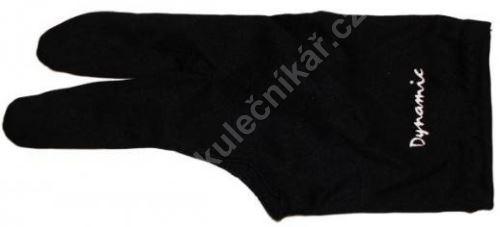 Kulečníková rukavice Dynamic Deluxe Black univerzal