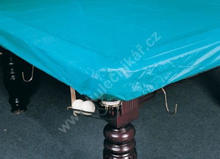 Covering the protective cover on the pool table 8 ft (PVC) in table 7 ft.