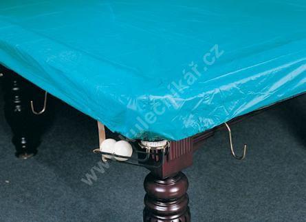 Krycí ochraná pokrývka na kulečníky, PVC Green