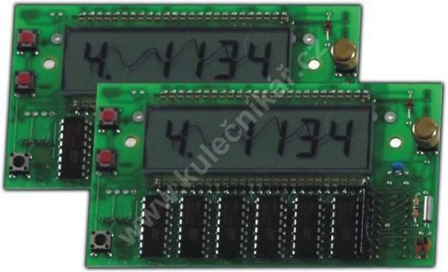 Spare printed circuit boards for timer