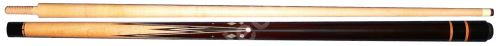 Carom cue - Brown Spice / decorating-pearl