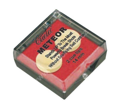 Lepící kůže pro jumpová tága CUETEC METEOR KL1, 14 mm