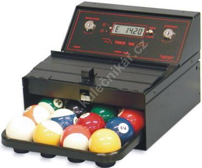 Billiard timer TIMER, B16 POOL, zone