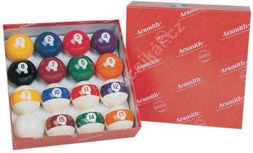 Billiard pool balls Aramith Continental 57.2 mm