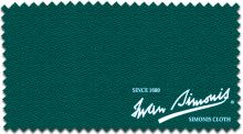 Kulečníkové poolové sukno SIMONIS 760 B/G, 195 cm