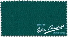 Kulečníkové poolové sukno SIMONIS 860 B/G, 198cm