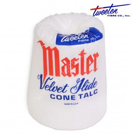 Sliding chalk on his hands MASTER - Velvet Slide Cone Talc
