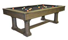 Kulečník PROVENCE Pool Billiard 9 FT, Dub, 6 nohou
