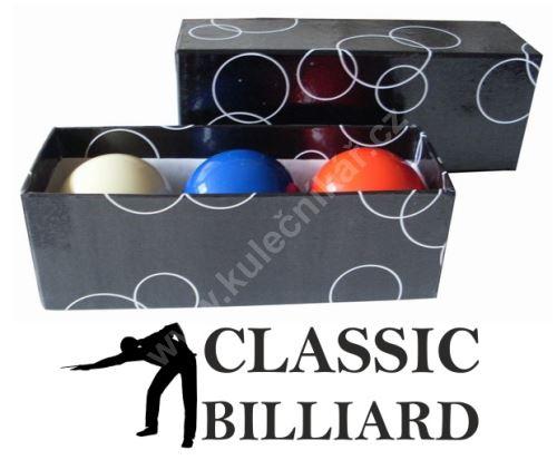 Karambolové ball BCB set of 3 balls 61.5 mm