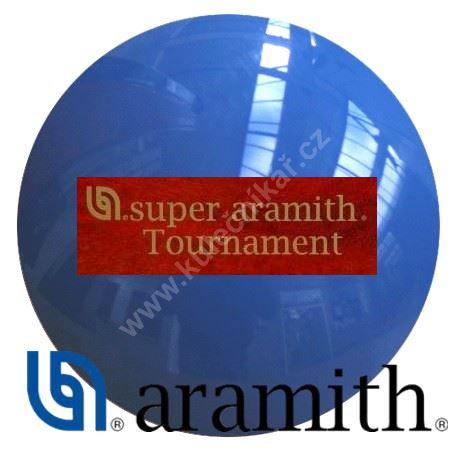 Karambolová koule Super Aramith Tournament 61,5 mm, Blue