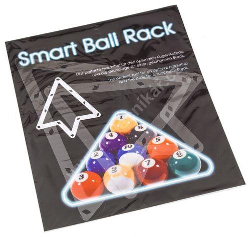 Smart Magic Ball Rack PRO rozstřelová podložka, stavítko na koule 57,2mm