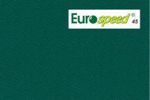 Plátno pool EUROSPEED 45 Blue Green, kulečníkové sukno