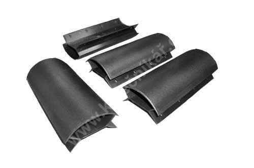 Plastic covers 4pcs