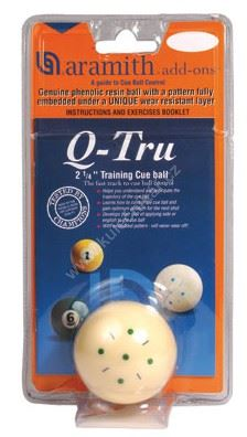 Tréniková balls Aramith Q-tru - 57.2 mm
