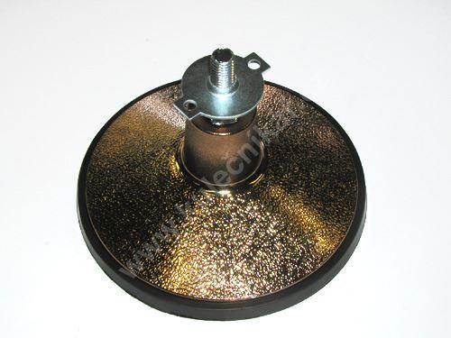 Výškově štelovací patky kulečníků, ABS Bronze