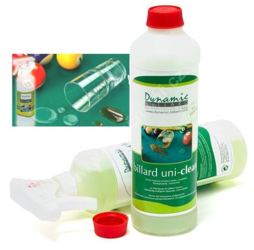 Spray on the baize Billard UNI-CLEAN 0.5 liters