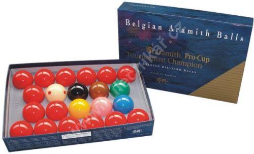 Snooker Balls Aramith Tournament Champion 52.4 mm