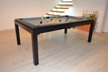 Kulečník Pool billiard FUSHION Steel 5,5ft, lamino