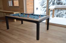 Kulečník Pool billiard FUSHION Steel 6ft, lamino