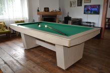 Kulečník karambol TREND 190 - karambolový stůl